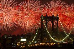 Independance Day New York