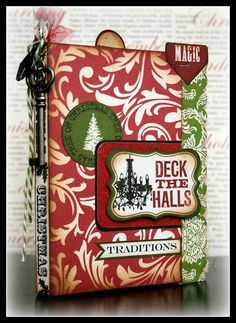 TERESA COLLINS DESIGN TEAM: Fa La La La La... Decking the halls