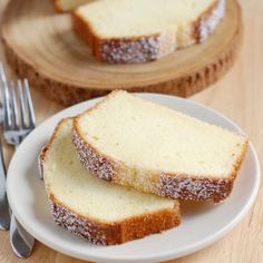 Months of research and testing led to Pound Cake Perfection.It's the last pound cake recipe you'll ever need.