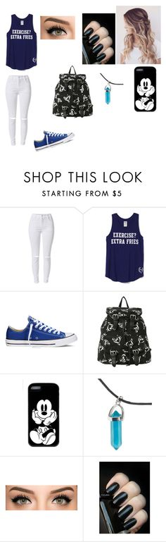 """Untitled #153"" by vaylinkelly on Polyvore featuring Converse, women's clothing, women's fashion, women, female, woman, misses and juniors"