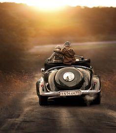 sunday ride.. by Elena Shumilova on 500px