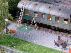 For some people, collecting toy trains isn't just another hobby or interest; The concept of collecting toy trains has been around for centuries. Nearly everyone has some type of connection to toy trains, whether it Chevrolet Corvette, Corvette Cabrio, Train Info, Carl Benz, The Parking Spot Hobby, Hobby Shops Near Me, Trains For Sale, Hobby Trains, Rolling Stock