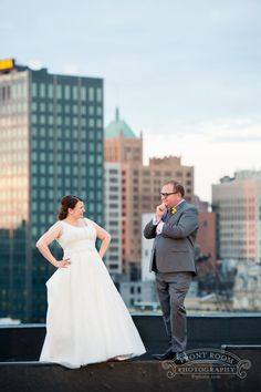 Katie Michaels Downtown Milwaukee Pritzlaff Wedding