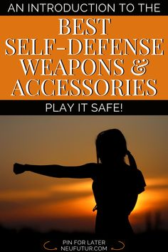 Self Defense Weapons, Best Self Defense, Survival Gear, Survival Skills, Things To Think About, Things To Come, Good Things, Pop Up Camping Tent, Crime Rate