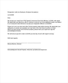 Letter Intent Templates Samples For Job School Business  Home