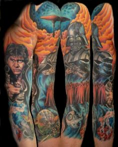 i cant wait to get more of my SW sleeve done!