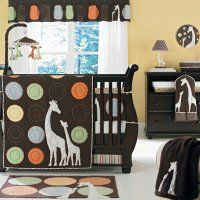 Carters Tall Tales 4 Piece Crib Bedding Set