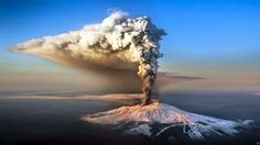 Volcanic Explosions Could Soon Be On The Rise Due To Climate Change