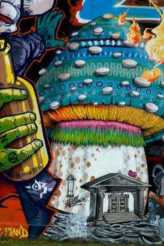 Argentina - Buenos Aires Street Art - 51 | Flickr – Compartilhamento de fotos!