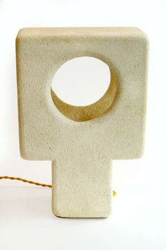 Stone Lamp by Tormes, 1970, France