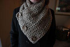 Scaldacollo crochet - pattern free ravelry