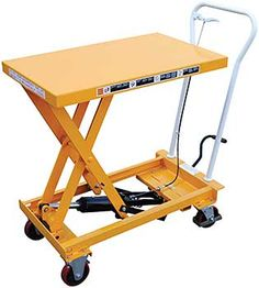 Manual Hydraulic #ElevatingCarts - 550 LBS Capacity  * $555.00 - $4,074.00