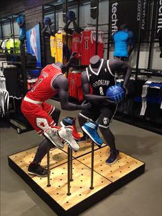 adidas Bluewater UK HomeCourt. TRC rolled out the VM strategy and merchandising…
