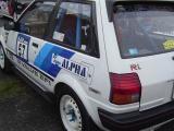 blog ~いろいろ・もろもろ~ EP71に競技用グレード Toyota Racing Development, Toyota Starlet, Victoria Police, Metz, Police Cars, Rally, Van, Vehicles, Scene