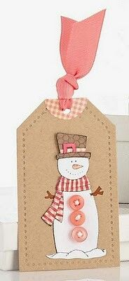 Etiquetas para Regalos Christmas Gift Tags, Xmas Cards, Christmas Paper, Holiday Crafts, Holiday Fun, Paper Crafts Magazine, Handmade Tags, Winter Cards, Card Tags