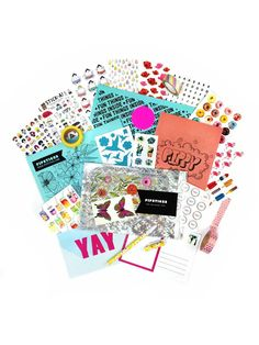 Pipsticks - Subscription for Sticker Lovers