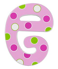 Look what I found on #zulily! Sweet Dot Letter E Wall Sign by KidKraft #zulilyfinds