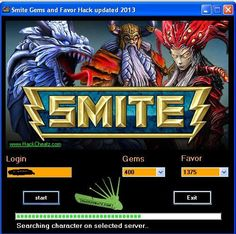 Smite Hack Favore and Gems Cheat Tool [generator for pc, android, ios] Smite Hack Favore and Gems Cheat Tool [generator for pc, android, ios]