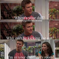Girl Meets World (2x22) I loved this scene! Lol
