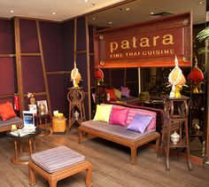 Venue: Patara Fine Thai | Request a quote for your next event or party at Drawing Board Events today!