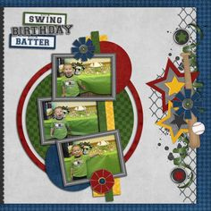 SwingBatter.... Make a few changes and this would be a good baseball sports page