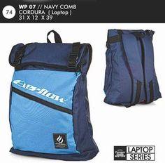 Tas Ransel Pria Trendy Laptop Series [WP 07] (Brand Everflow) Free Ongkir