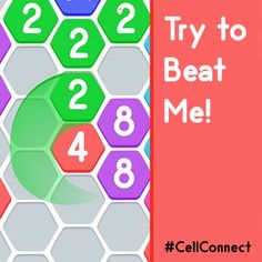 Beat My Score 3,163 in #Cell Connect! Come Play With Me! #addictive #Cheetah #Games https://itunes.apple.com/app/id1168978704