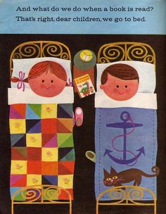 We go to bed by Comfy & Cosy, via Flickr