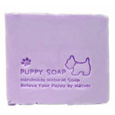 Sello de jabón para mascotas, Perrito