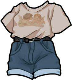 gachalife gacha gachalifeoc Sticker by - ̗̀ᨳ᭬нατѕυ ♡ Manga Clothes, Drawing Anime Clothes, Anime Girl Drawings, Fashion Design Drawings, Fashion Sketches, Club Outfits, Girl Outfits, Cute Eyes Drawing, Fashion Drawing Dresses