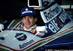 1994 Formula 1 season - Ayrton Senna (Rothmans Williams Renault FW16)