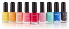 Nail polish - Kiko Make up Milano