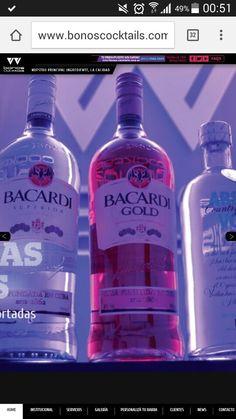 Bacardi, Cuba, Vodka Bottle, Drinks, Barbell, Drinking, Drink, Kobe, Beverage
