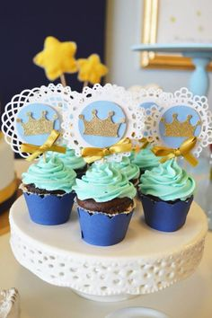 Little Prince Party Planning Ideas Supplies Idea Cake Decorations