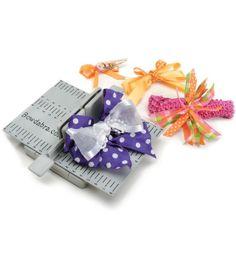 Darice Bowdabra Hair Bow Making Kit, , hi-res