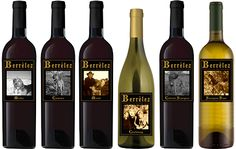 """""""Berrelez"""" These wines can be ordered online.  There are six different wines, These wines originated from Spain and France.  Try one or try them all.  These wines benefit ALIE Foundation, Inc. www.alie.org"""