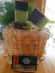 Serenity NOW Soap Lavender Lemongrass Soap by LisasBearButtSoaps
