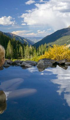 Colorado's Conundrum Hot Springs are absolutely worth the 8.5 mile hike