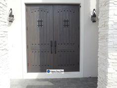 wp_111 Wooden Double Doors, Tall Cabinet Storage, Locker Storage, Wood Doors, Solid Wood, Furniture, Shopping, Home Decor, Wooden Doors