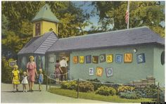 Belle Isle Zoo Who remembers this? #Detroit
