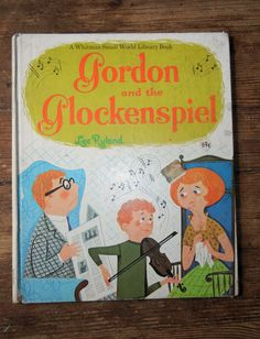 1966 Gordon and the Glockenspiel Lee Ryland.  by RubbersuitStudios, $5.95