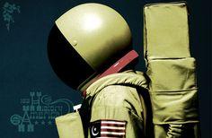 spaceman mk12 astronaut history / jennifer.geometry