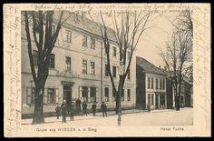 Hotel Fuchs - später Wissener Hof - August Boland 1909