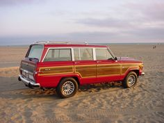 1989 Jeep Grand Wagoneer only the coolest car ever made