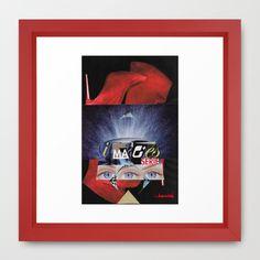 Images Serie Framed Art Print