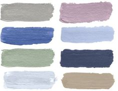 101 Paint Colors from Nature — House Beautiful