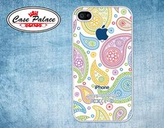 iphone 4 Case  iphone 4S Case Cover  paisley by CasePalace on Etsy, $14.95