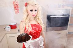 What to do with burnt cake