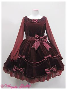 Angelic Pretty / One Piece / Invited to a Party OP