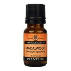 100% Pure Sandalwood Essential Oil